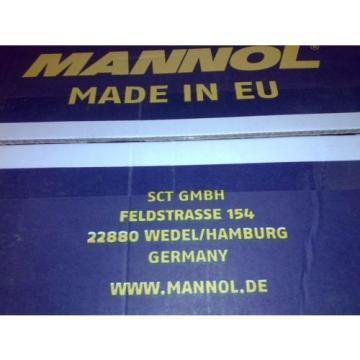 6L MANNOL Molibden Diesel 10W-40 API CG-4/CF-4/SJ Motoröl Öl 10W40 ACEA E2/B3/A2