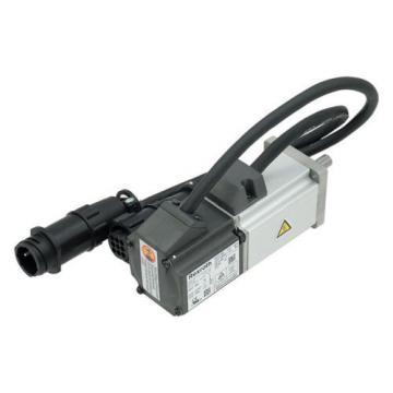 REXROTH MSM020B MSM020B-0300-NN-M0-CG0-295549 Servomotor Syncro Drive Motor USED