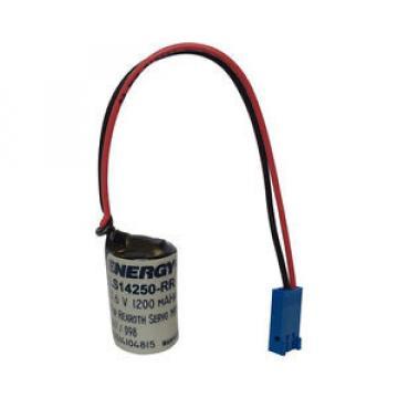 Rexroth R911277133 - R911281394 Servo Motor Drive Battery