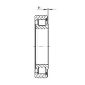 FAG Cylindrical roller bearings - SL181856-E