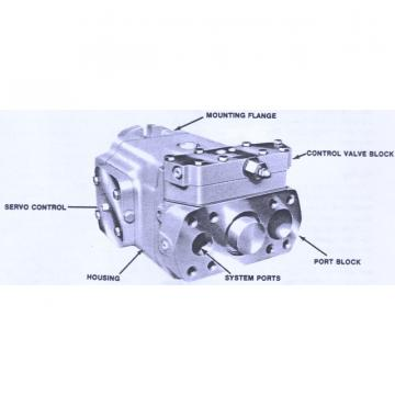 Dansion piston pump gold cup series P6R-4R5E-9A6-A0X-A0