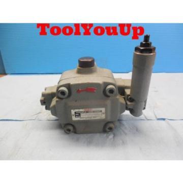 NACHI VCD - 1A - 1A3 - E20 VARIABLE VANE HYDRAULIC PUMP 100 MACHINE SHOP TOOLING