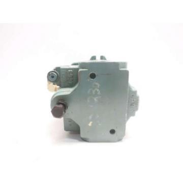 NACHI FUJIKOSHI PVS-2B-35N3-E13 35CC/REV HYDRAULIC PISTON PUMP D519172