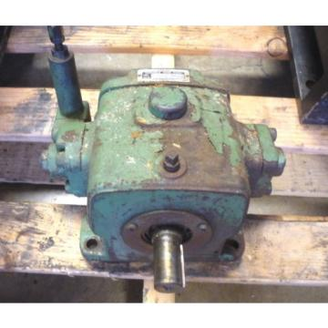 NACHI DW-2A-2A2-W-1895A Hydraulic Variable Vane Pump DW2A2A2W1895A