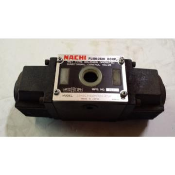 Origin NACHI SS-G03-C4-R-D1-E10 DIRECTIONAL CONTROL VALVE