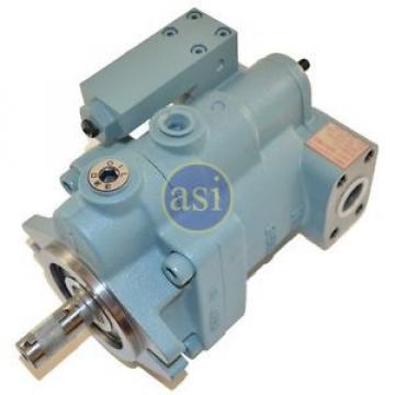 PVS-1B-22P3-E13 Nachi Hydraulic Piston Pump 22CC 3/4#034; Shaft Remote Compensator