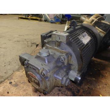 Nachi Variable Vane Pump Motor_VDR-1B-1A3-1146A_LTIS85-NR_UVD-1A-A3-22-4-1140A