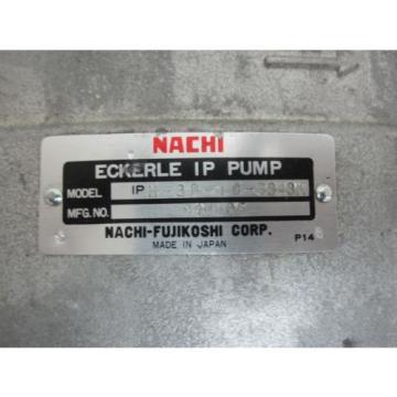 Origin NACHI ECKERLE IP PUMP IPH-3B-10-3343K
