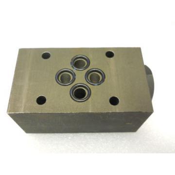 NACHI OC-G01-P1-20 HYDRAULIC MODULAR CHECK VALVE Origin CONDITION NO BOX