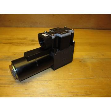 Nachi Hydraulic Solenoid Valve Origin OLD STOCK S-G01-C6-GRZ-D2-33