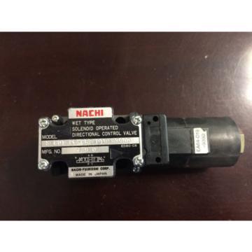 Nachi hydraulic Valve S-G01-C6-GRZ-D19-9390D