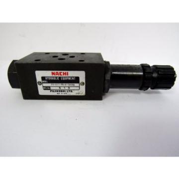 Nachi Hydraulic Pressure Reducing Valve OG-G01-PB-5409B