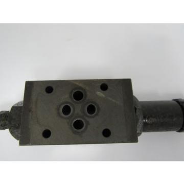 NACHI HYDRAULIC PRESSURE REDUCING VALVE  OG-GO1-PB-K-5409B