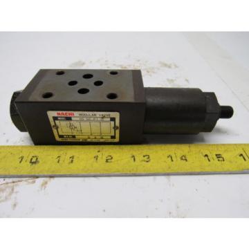 Nachi 0G-G01-P1-20 Hydraulic Modular Valve