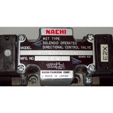 D03 4 Way 4/2 Hydraulic Solenoid Valve i/w Vickers DG4V-3-?N-WL-G 12 VDC E2X