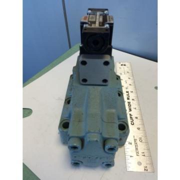 Origin OLD NACHI DSS-G06-A3X-A-C115-E9623B HYDRAULIC DIRECTIONAL VALVE 5Y0 BZA