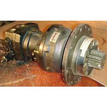 Hanix Nachi Hydraulic Turning Motor for Tractor 504-43021 / PC-100-19-2B-726A
