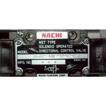 D03 4 Way 4/2 Hydraulic Solenoid Valve i/w Vickers DG4V-3-2A-WL-G 12 VDC