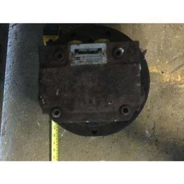 JCB 803? 3ton Hydraulic Track Travel Motor £1000+VAT Nachi pump Spare Parts 9