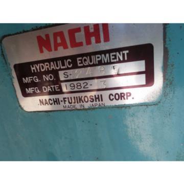 MAZAK NACHI HYDRAULIC OIL TANK S-2487 MEIDENSHA LTF070-NR UVD-1A-A3-15-4-1481B