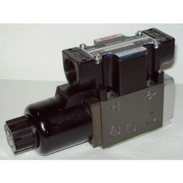 D03 4 Way 4/2 Hydraulic Solenoid Valve i/w Vickers DG4V-3-0B-WL-H 24 VDC