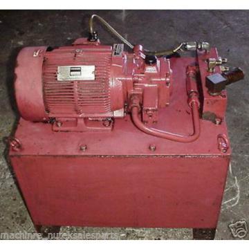 Meiden/NACHI LTF70-NR Oil Hydraulic System Pump Tank UVD-1A-42-15-4-21_LFT70NR