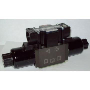 D03 4 Way Shockless Hydraulic Solenoid Valve i/w Vickers DG4V-3-2C-WL-D 230 VAC