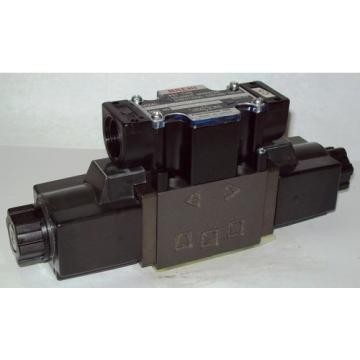 D03 4 Way 4/3 Hydraulic Solenoid Valve i/w Vickers DG4V-3-2C-WL-D 230 VAC