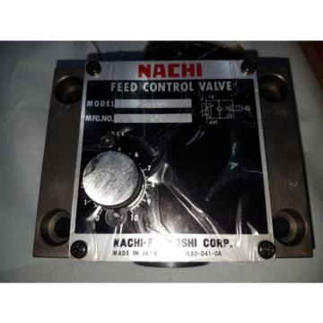 Origin NACHI TL-GO4-8-6-11 HYDRAULIC FEED CONTROL VALVE