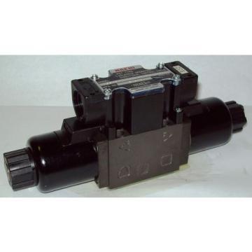 D03 4 Way 4/2 Hydraulic Solenoid Valve i/w Vickers DG4V-3-0N-WL-H 24 VDC SurgeCo