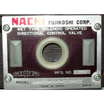 D05 4 Way 4/3 Hydraulic Solenoid Valve i/w Vickers  DG4V-3-2A-WL-D-