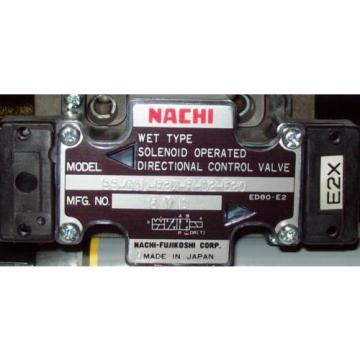 D03 4 Way 4/2 Hydraulic Solenoid Valve i/w Vickers DG4V-3-?N-WL-H 24 VDC