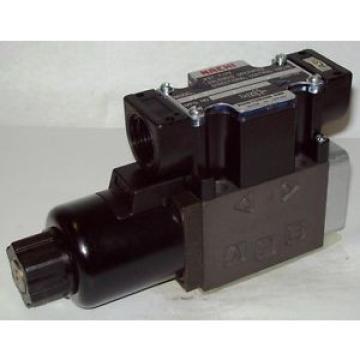 D03 4 Way 4/2 Hydraulic Solenoid Valve i/w Vickers DG4V-3-2A-WL-115V Rectified