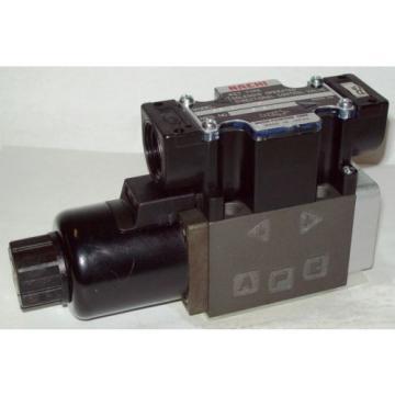 D03 4 Way 4/2 Hydraulic Solenoid Valve i/w Vickers DG4V-3-2B-WL-G 12 VDC