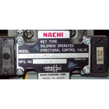 D03 4 Way Shockless Hydraulic Solenoid Valve i/w Vickers DG4V-3-0N-WL-B 115 VAC
