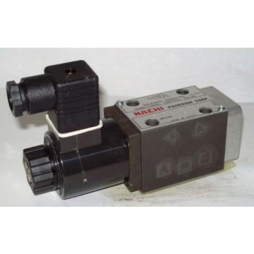 D03 4 Way 4/2 Hydraulic Solenoid Valve i/w Vickers DG4V-3-22A-U-100V 100 VAC
