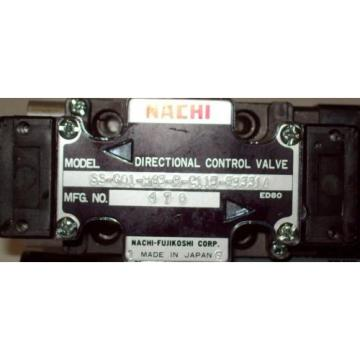 D03 4 Way 4/2 Hydraulic Solenoid Valve i/w Vickers DG4V-3-?BL-WL-B 115 VAC