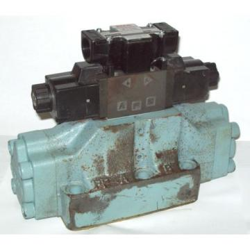 D08 4 Way Hydraulic Double Solenoid Valve i/w Vickers DG5S-8-S-?C-WL-B 115 VAC