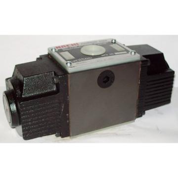 D05 4 Way 4/3 Hydraulic Solenoid Valve i/w Vickers DG4S4-011C-WL-H 24 VDC