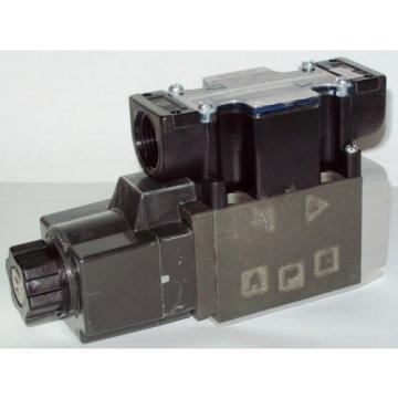 D03 4 Way 4/2 Hydraulic Solenoid Valve i/w Vickers DG4V-3-22A-WL-B 115 VAC