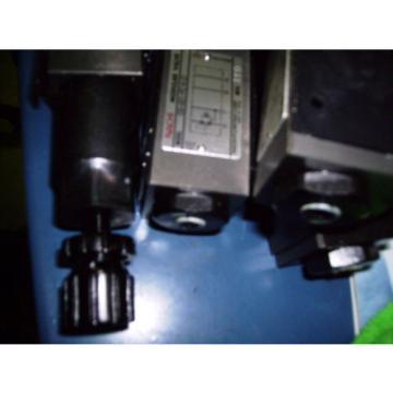 Nachi Modular Valve, # OG-G01-PC-K-21  Origin HYDRAULIC DIRECTIONAL