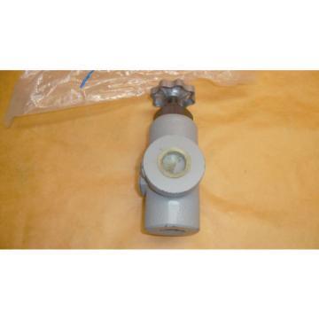 origin Miller Fluid Power Nachi Throttle amp; Check Valve CFS-T06-E Hydraulic FS