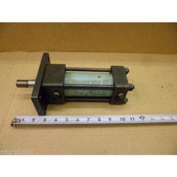 NACHI HYDRAULIC CYLINDER FJ-FAB1-63C-50C-50TL-21 50mm BORE 50mm STROKE  NOS