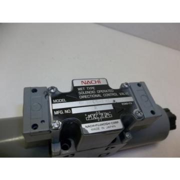 Nachi SS-G01-C5-R-D2-E30 Hydraulic Directional Control Valve HYD1625