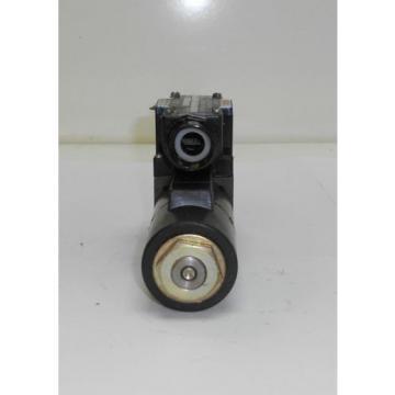 Nachi Wet Type Hydraulic Solenoid Valve, S-G01-B3X-GRZ-D2-32, Used, WARRANTY
