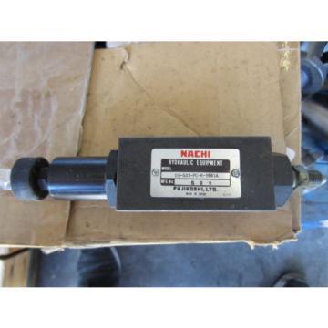 NACHI 0G-G01-PC-K-5581A HYDRAULIC MANIFOLD OG-G01-PC-K-5581A MAZAK VQC CNC