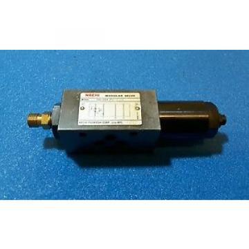 NACHI OG-G01-P2-E20   Hydraulic Module Valve