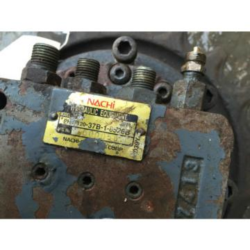 Mini micro Digger Track Travel Motor £750+VAT Nachi poss kubota Spare Parts 3