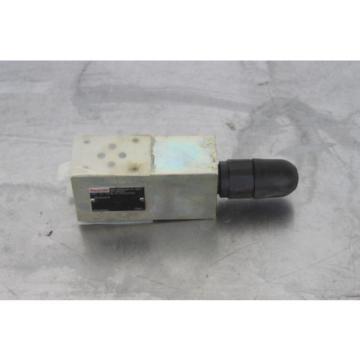 BOSCH REXROTH HSZ06A218-31/S050M00 R900555863 HYDRAULIC VALVE