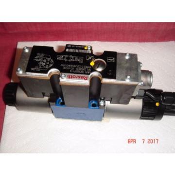 Rexroth 4WREE 6 E32-24/G24K31/A1V  Proportional Valve Origin